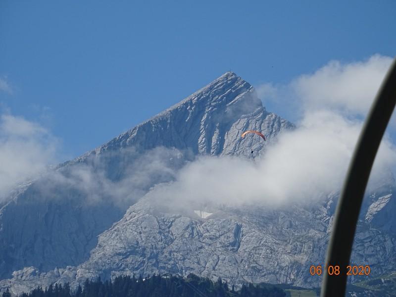 Alpspitze Garmisch-Partenkirchen