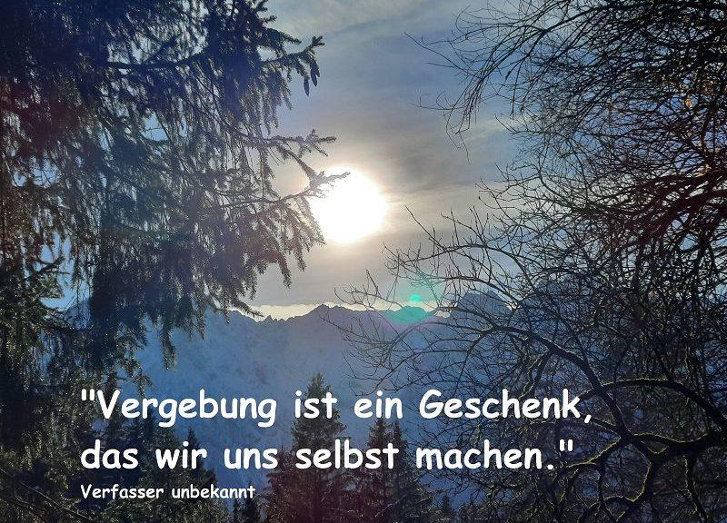 Alsleben's Adventskalender: 12. Dezember: Erst Vergebung, Selbsterkenntnis und Liebe überwinden den Krieg!