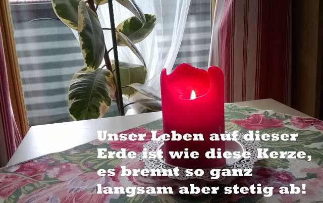 Alsleben's Adventskalender: 11.Dezember: Lassen Sie Ihr Lebenslicht leuchten!